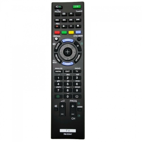 SONY RM-ED047 TV replacement remote control