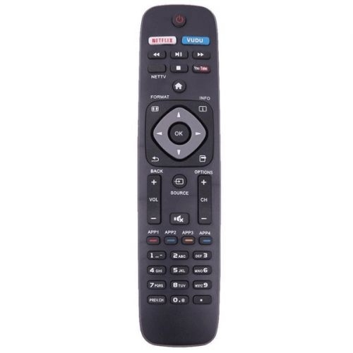 PHILIPS  NH500UP TV  replacement remote control